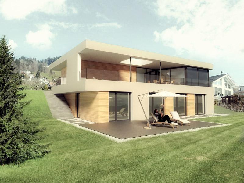 Lebenslust Visualisierung - Lebenslust Architektur